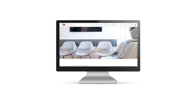 Neu: Modernisierte Website